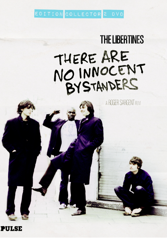 DVD Libertines cover