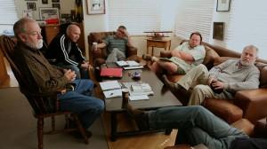 Bones Directors' meeting